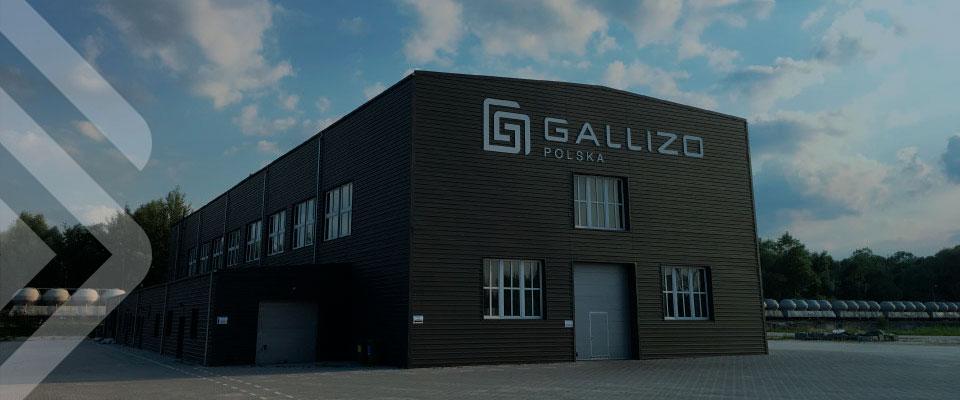 GALLIZO. Polonia. Nueva fábrica